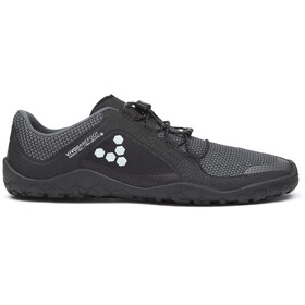 Vivobarefoot Primus Trail FG Mesh Shoes Dame black-charcaol